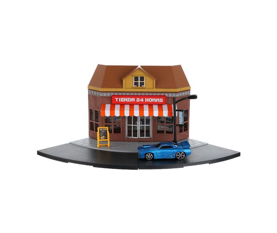 Игрушка набор  Машинок (Ресторан)