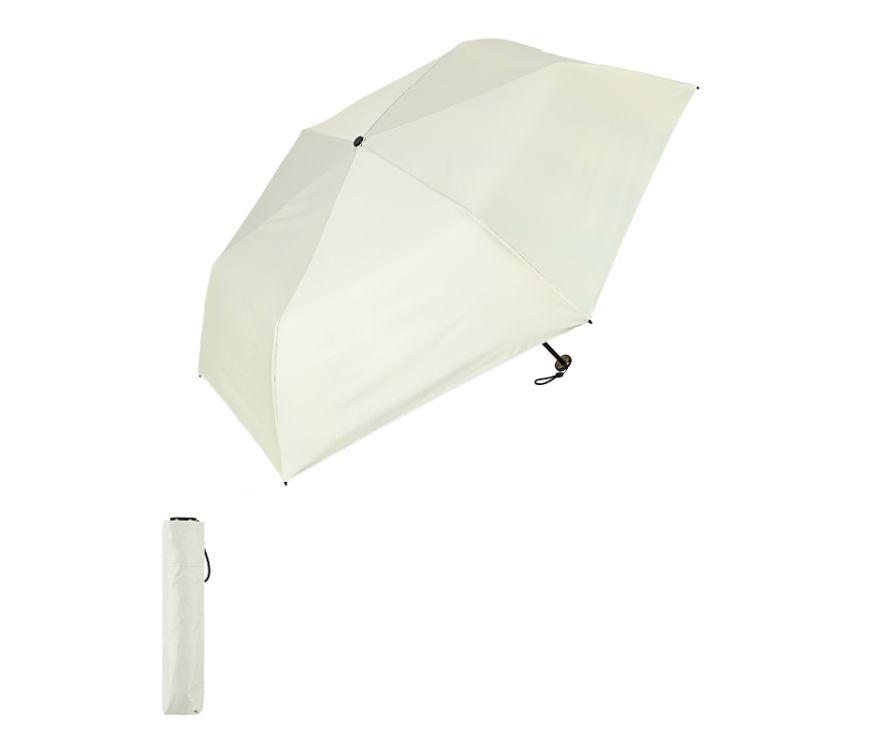 Тройной солнцезащитный зонтик (Off-white)
