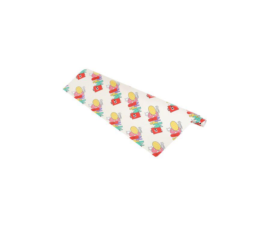 Упаковочная бумага Fruity Fairy (70 * 100см)