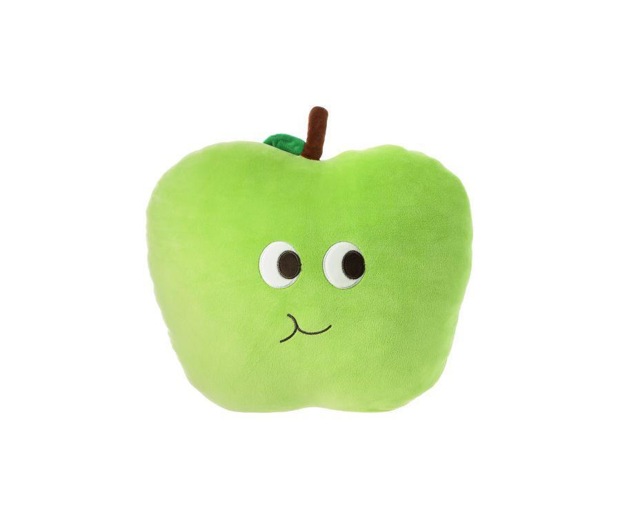 Игрушка мягкая (яблоко)