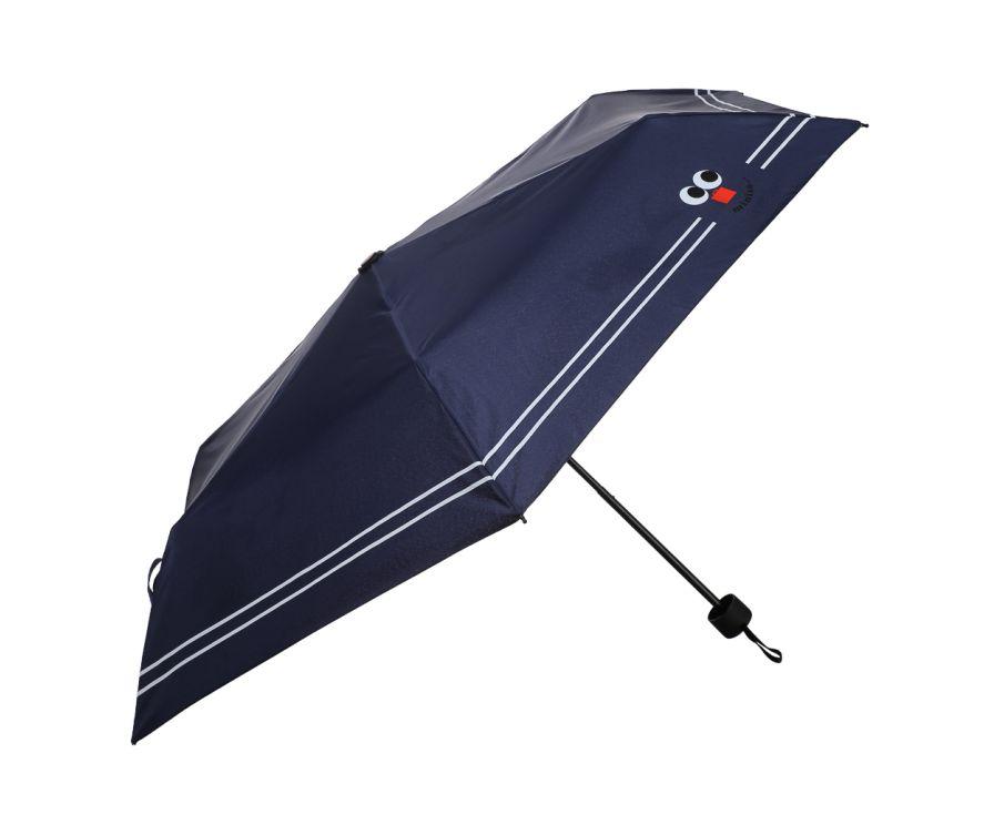 Складной зонт, серия Fruity Fair (темно-синий)