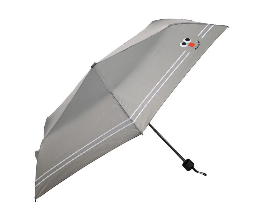 Складной зонт, серия Fruity Fair (серый)