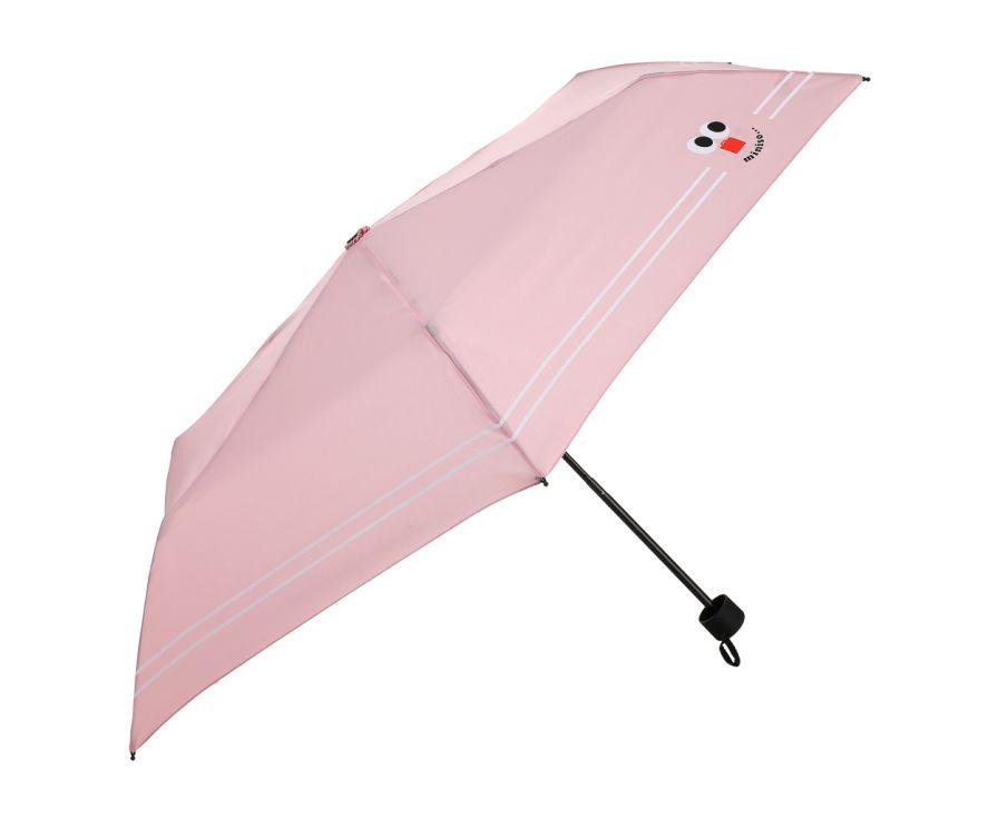 Складной зонт, серия Fruity Fair (розовый)
