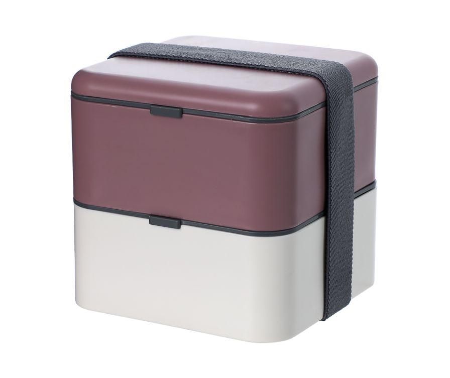 Контейнер для еды (фиолетовый)