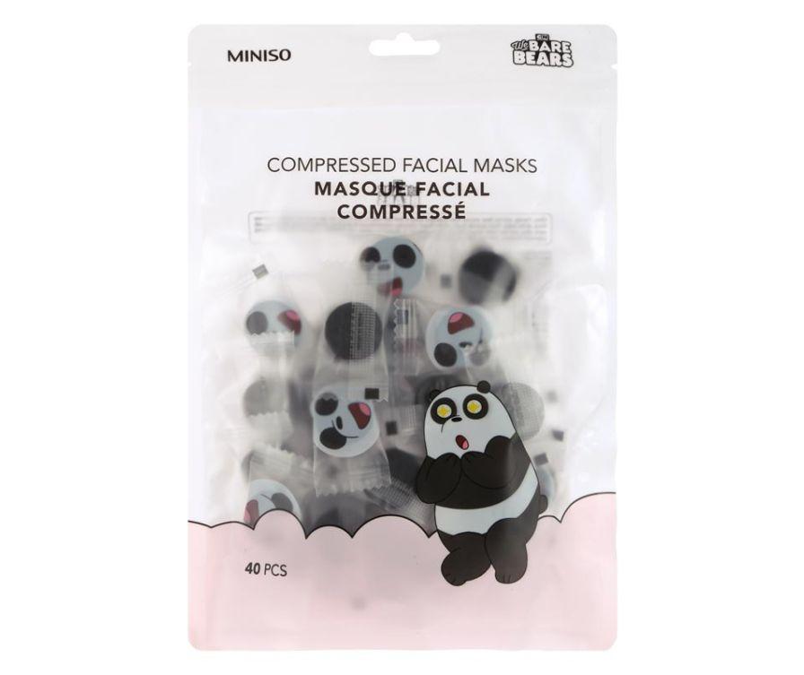 We Bare Bears маски для лица косметические