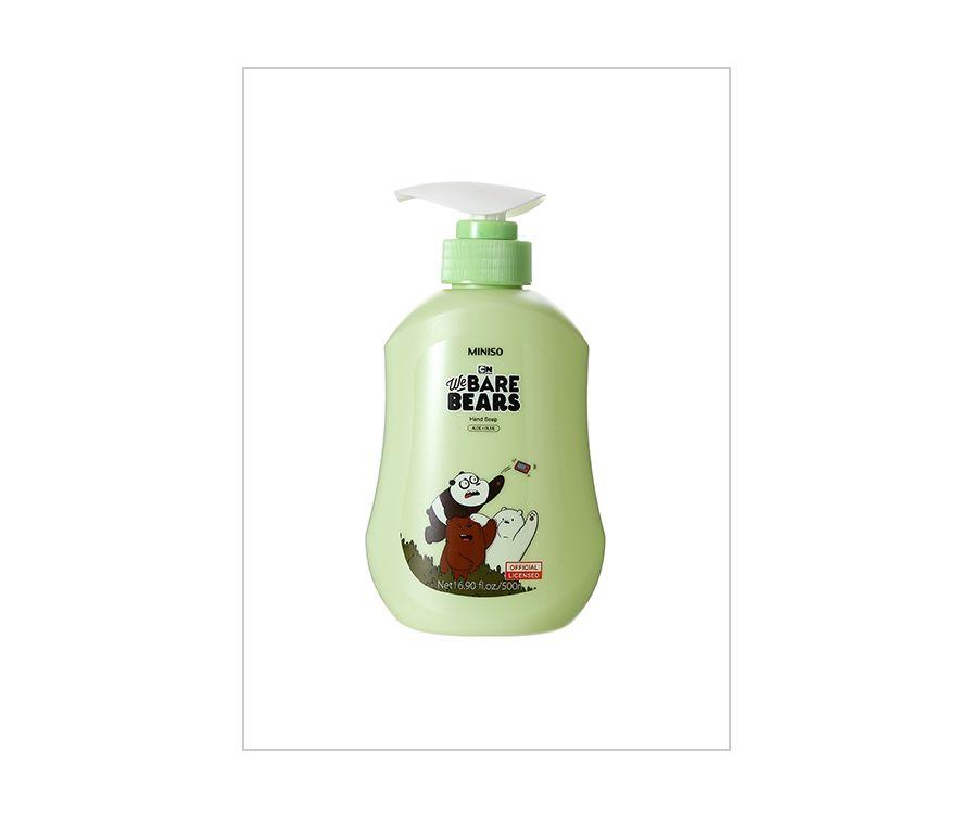 We Bare Bears-Мыло для рук (алоэ и олива)