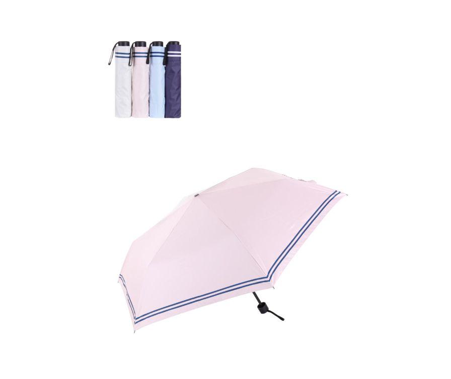 Простой тройной УФ-защитный зонт