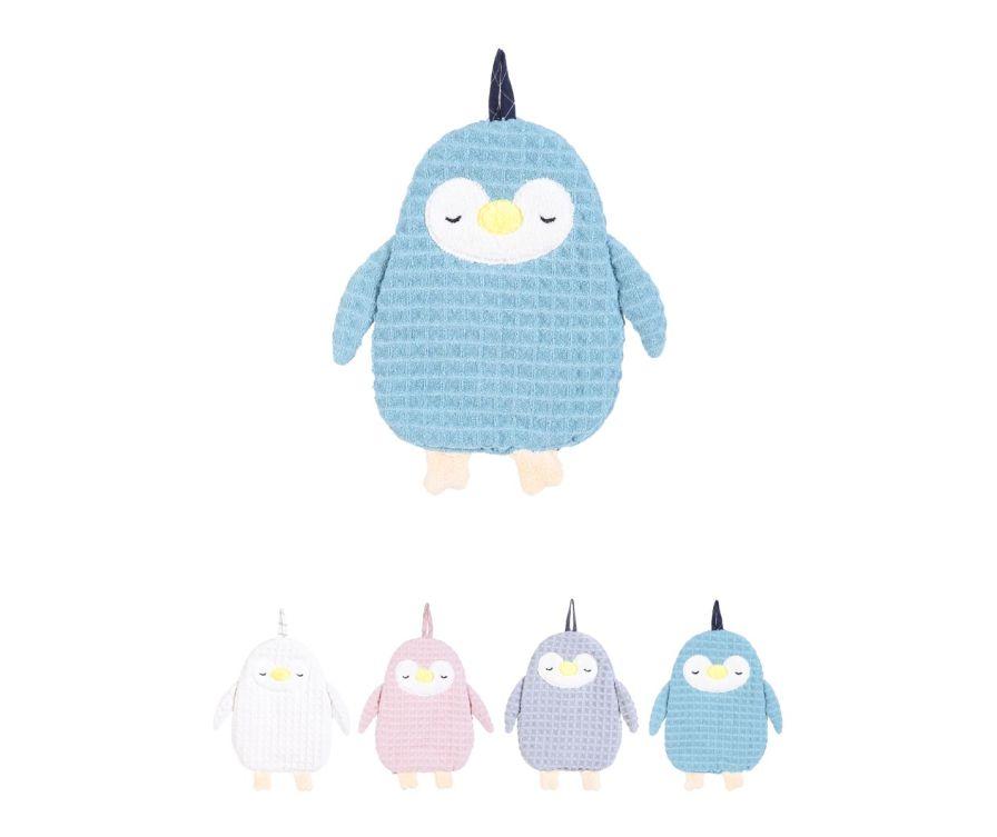Полотенце пингвин