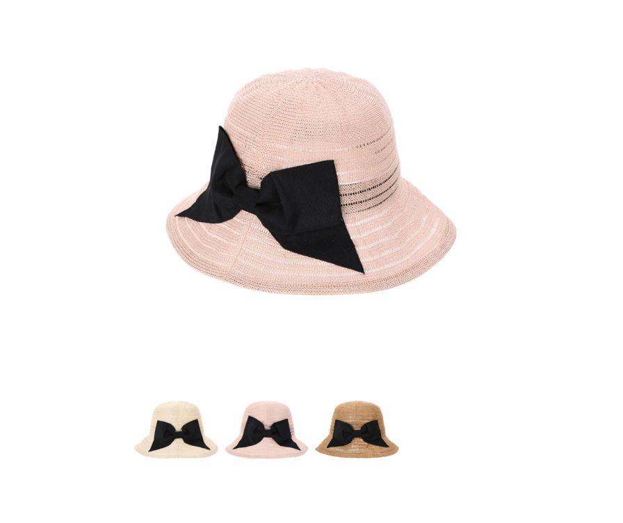 шляпа с бантом
