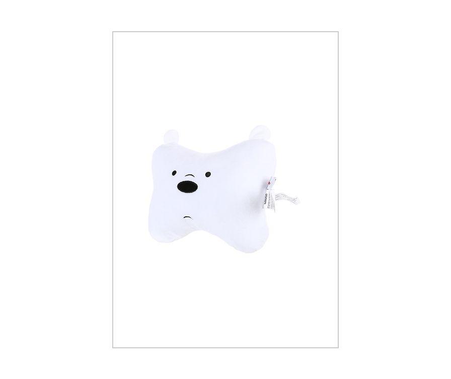 Подушка, серия We Bare Bears (белый медведь)