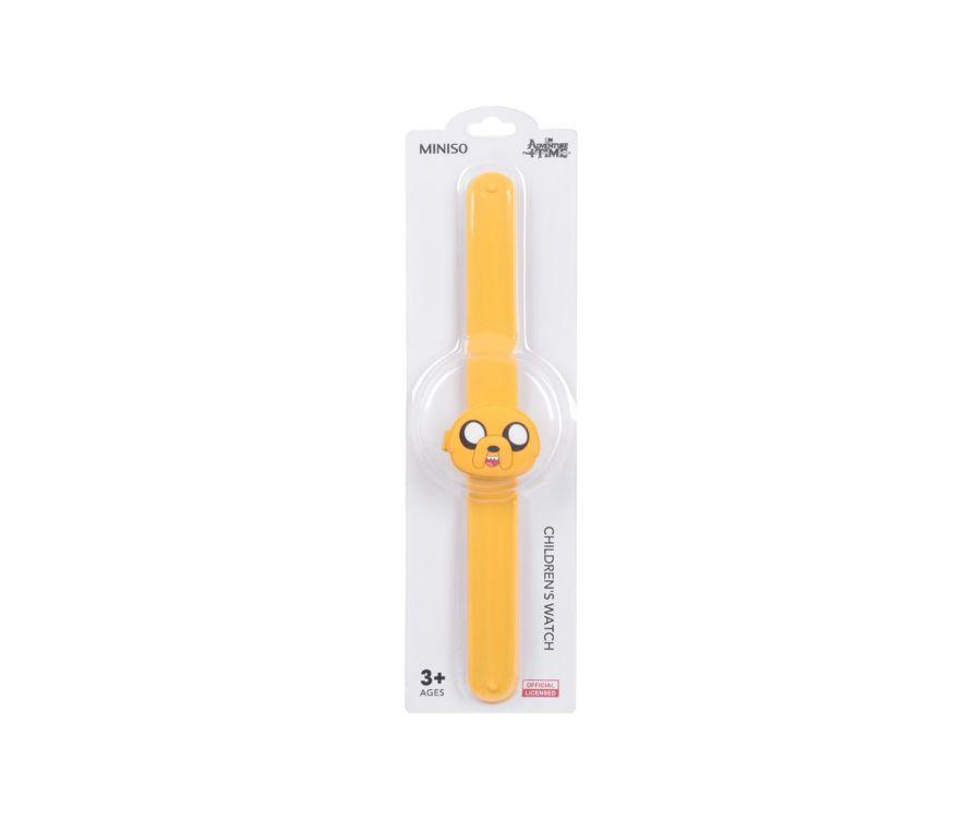 детские часы (желтые)