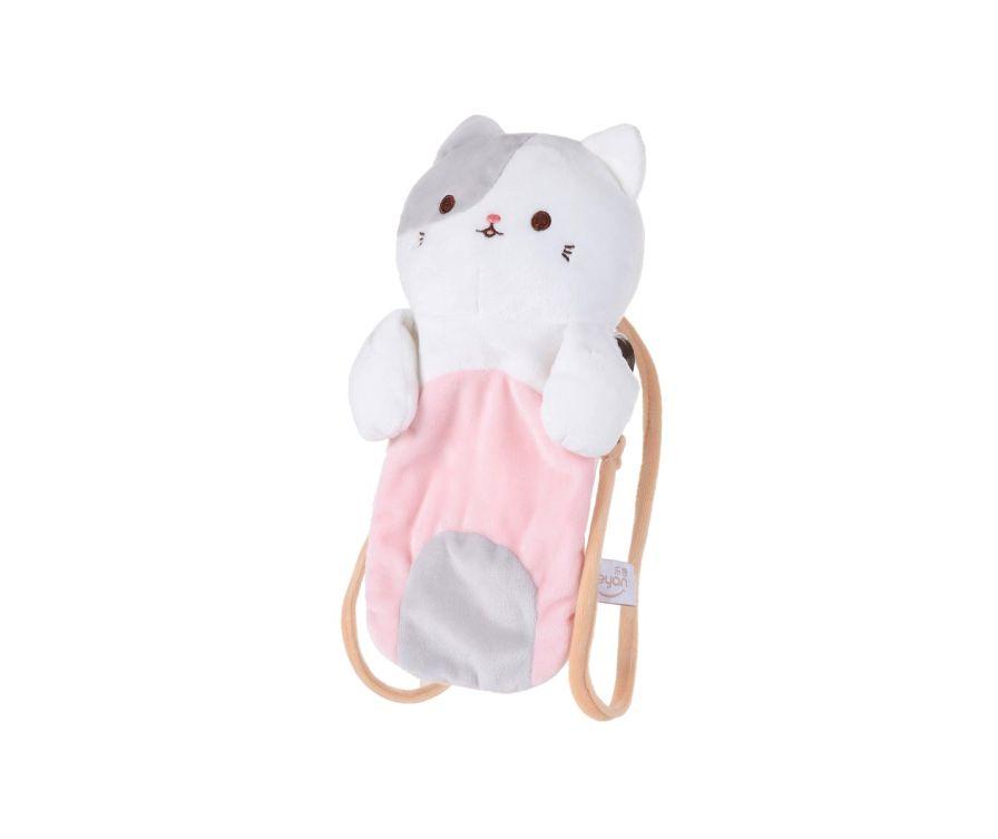 Чехол для сотового телефона Sushi Cat (лосось)