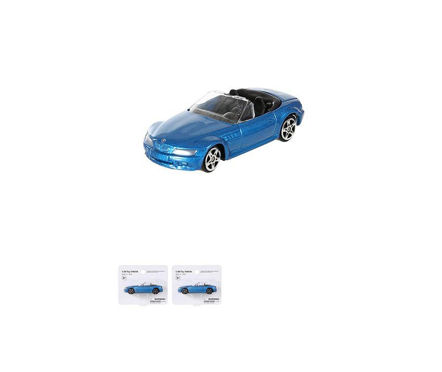 1: 64 игрушечный автомобиль (БМВ Z3) - 9928