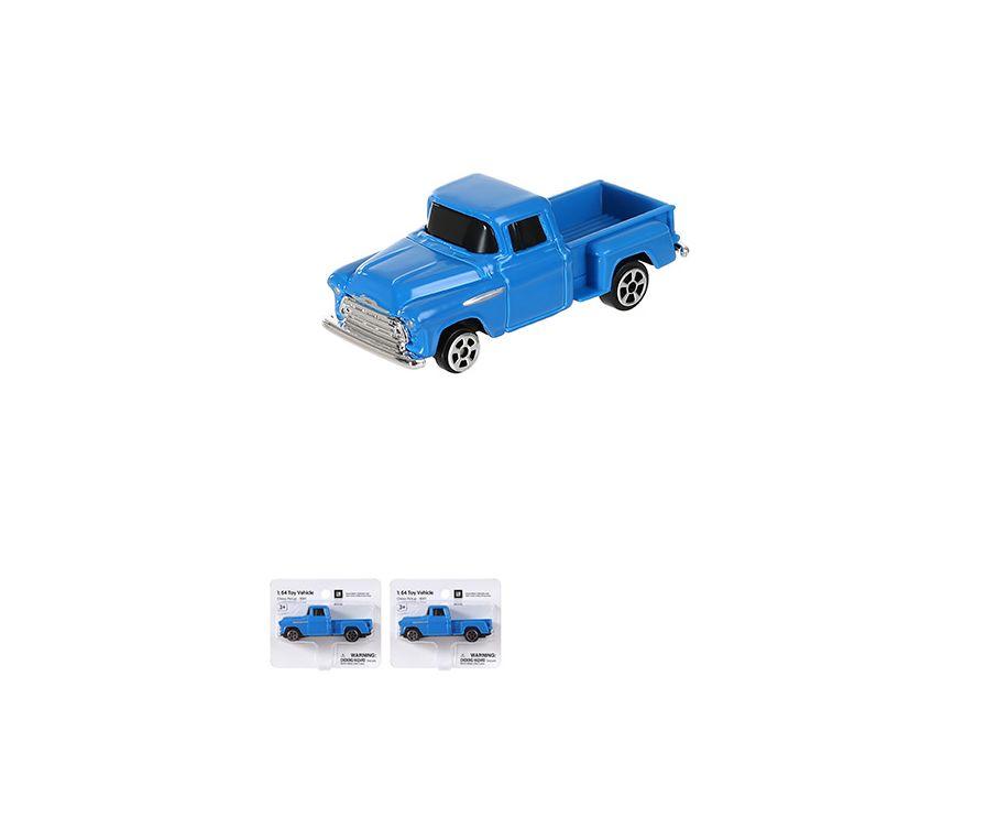 1: 64 Игрушечный автомобиль (пикап) - 16911