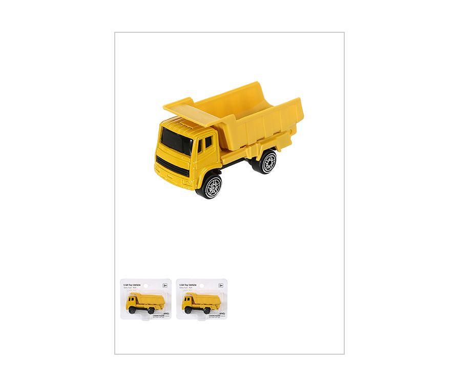 1: 64 Игрушечный автомобиль (Самосвал) - 9624