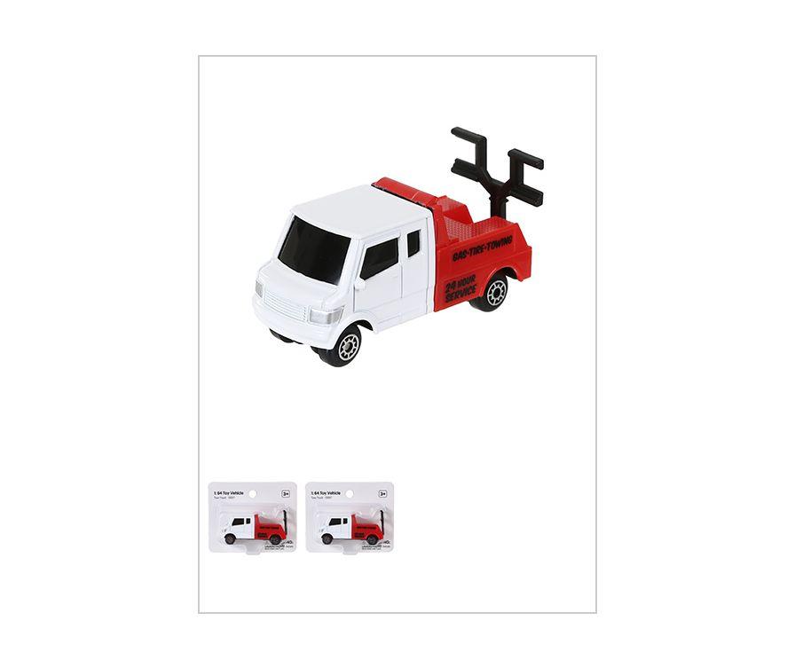 1: 64 Игрушечный автомобиль (эвакуатор) - 13057