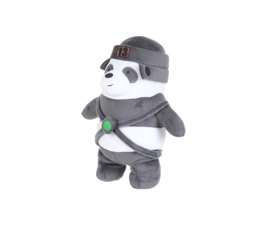 We Bare Bears - плюшевая игрушка в шляпе (панда)