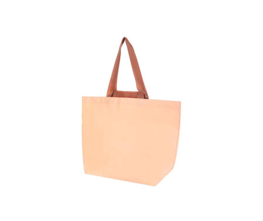 сумка для покупок Большая(Светло-оранжевый)