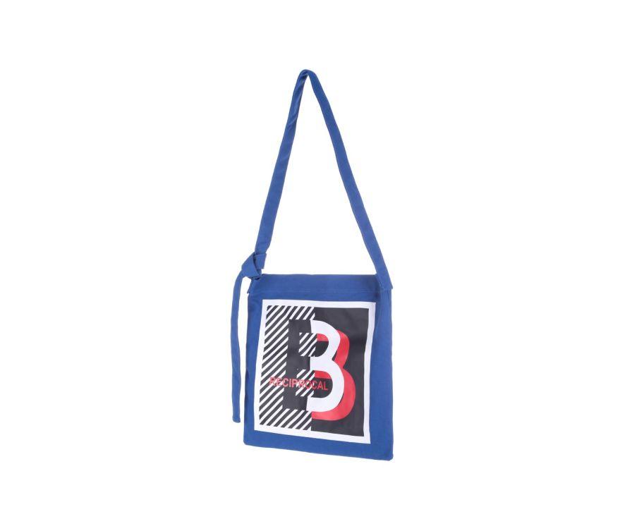 сумка через плечо (синяя)
