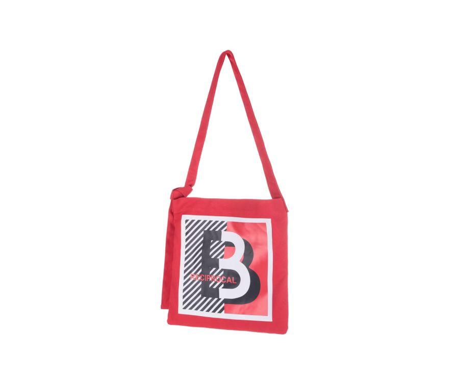 сумка через плечо (красная)