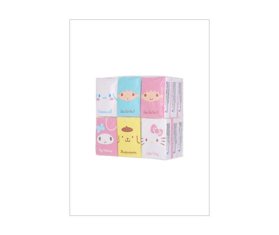 Sanrio- салфетки 18 шт