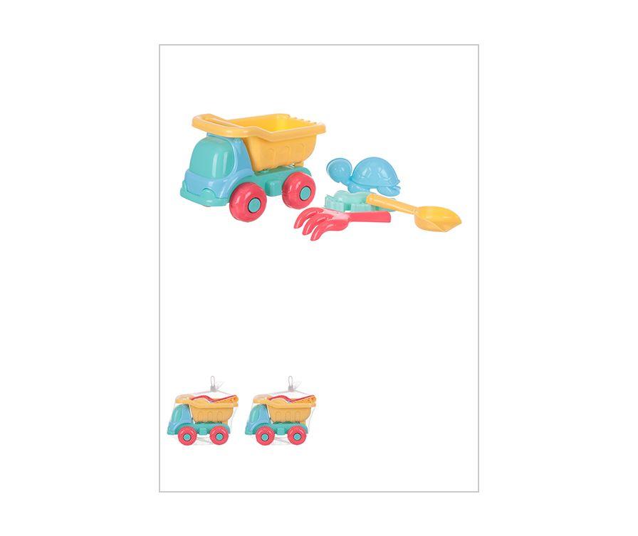 Игрушка для песочницы- Песочный Грузовик Комплект