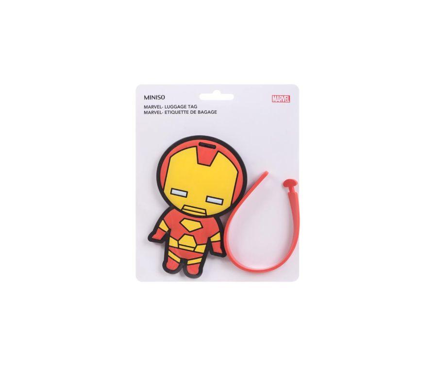 Marvel - Багажная бирка, Железный Человек