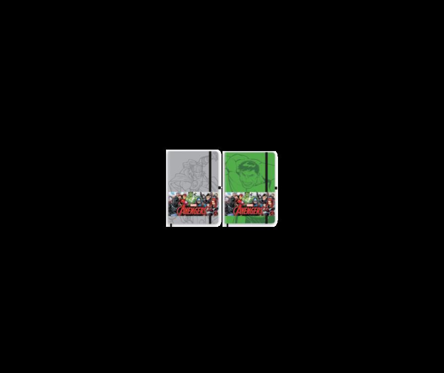 MARVEL-блокнот Халк (Большой)