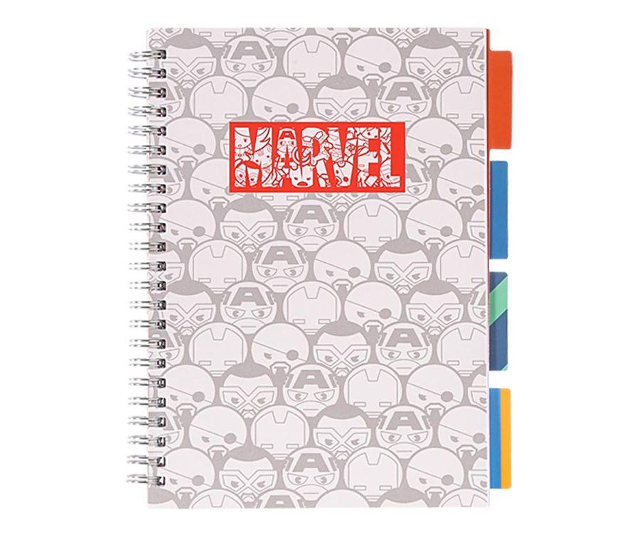 MARVEL-блокнот