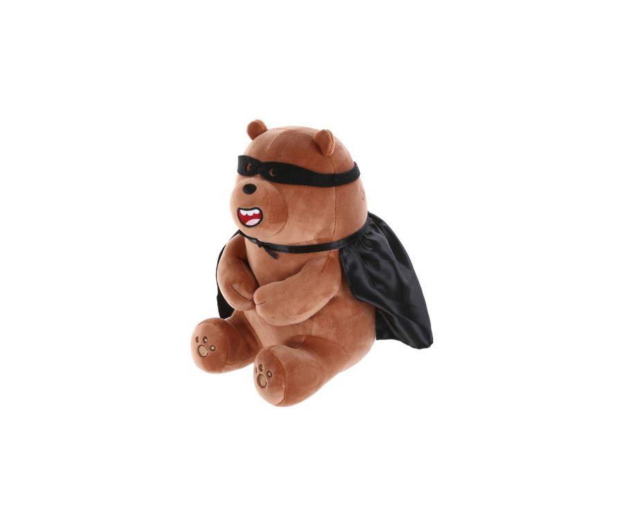 We Bare Bears Halloween плюшевая игрушка Гриз