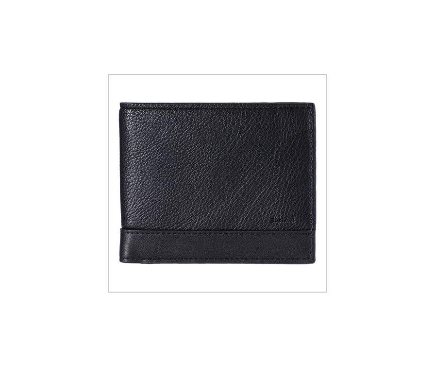 Мужской кошелек (черный)