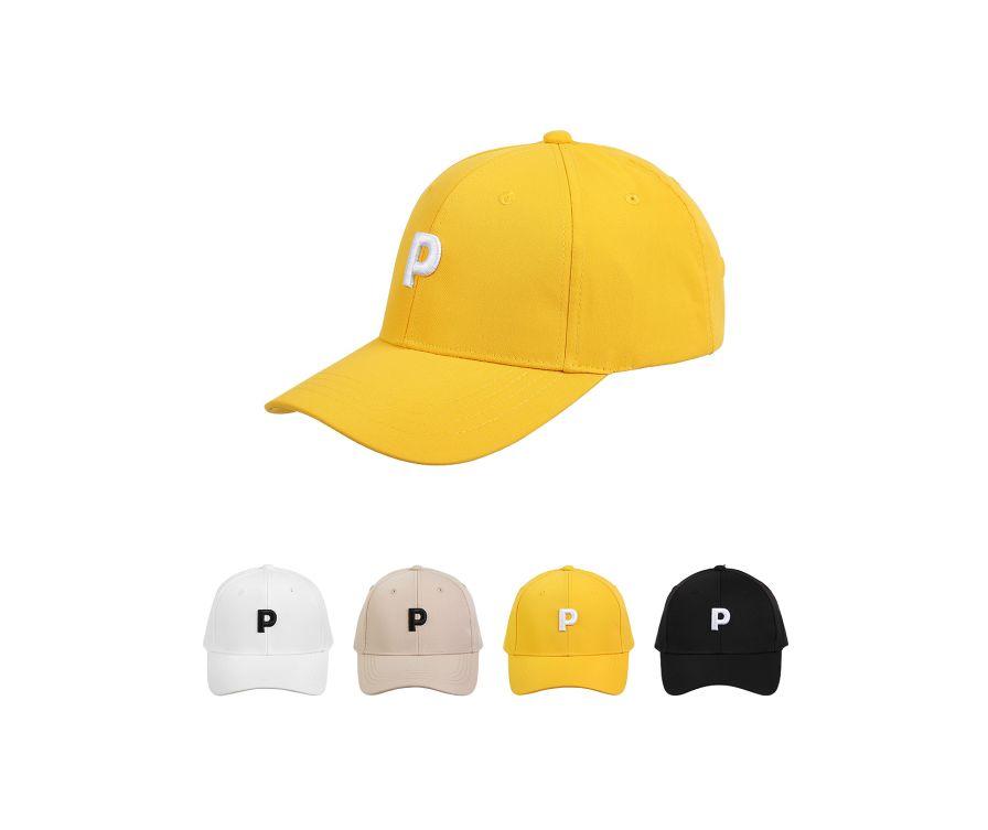 Бейсболка с буквой P