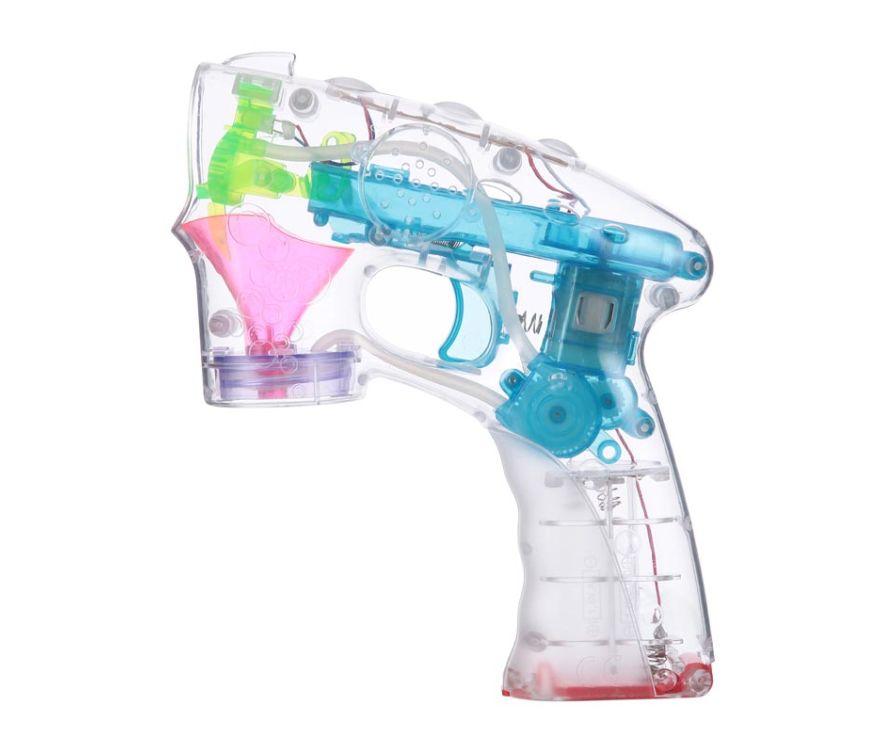 игрушка  пузырьковая  пистолет