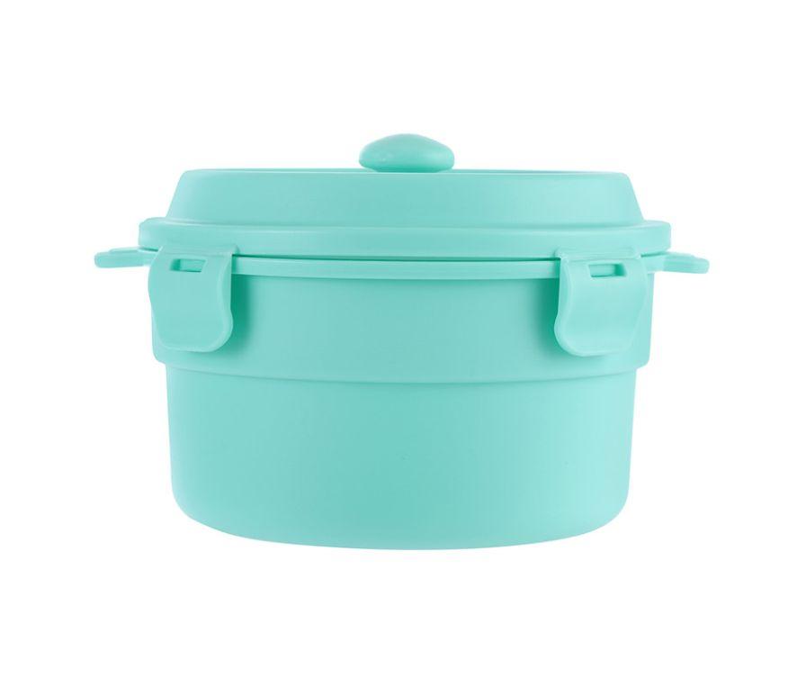 Контейнер для еды (зеленый)