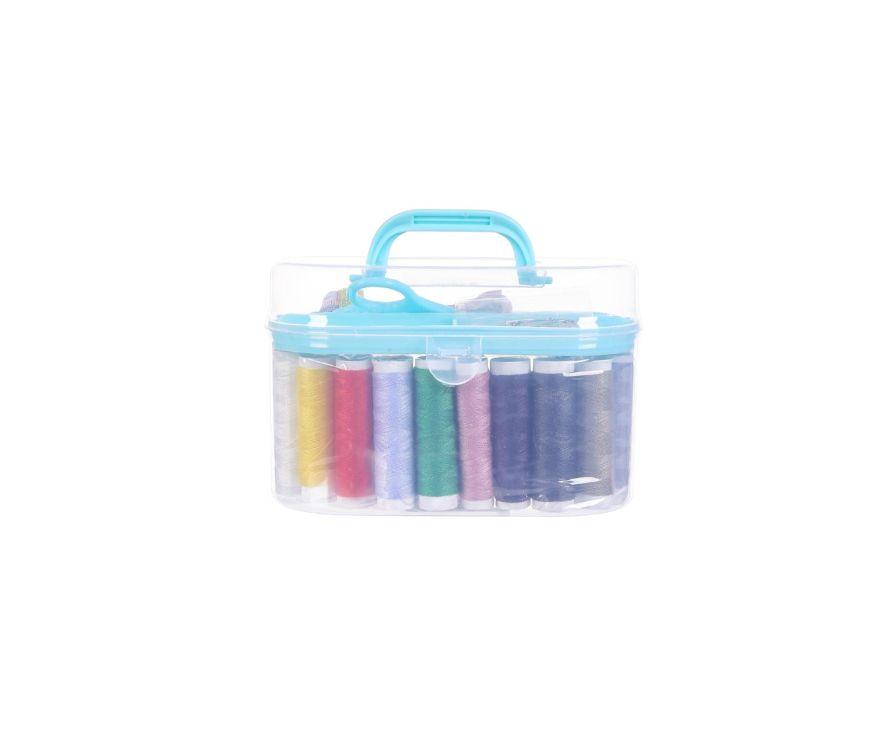 Набор швейных принадлежностей, мятно-зеленый