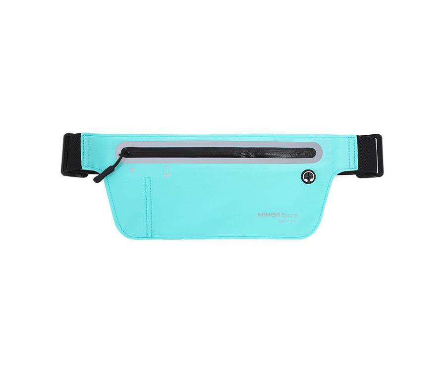 Спортивная сумка на пояс, , серия MINISO Sports (зеленый)
