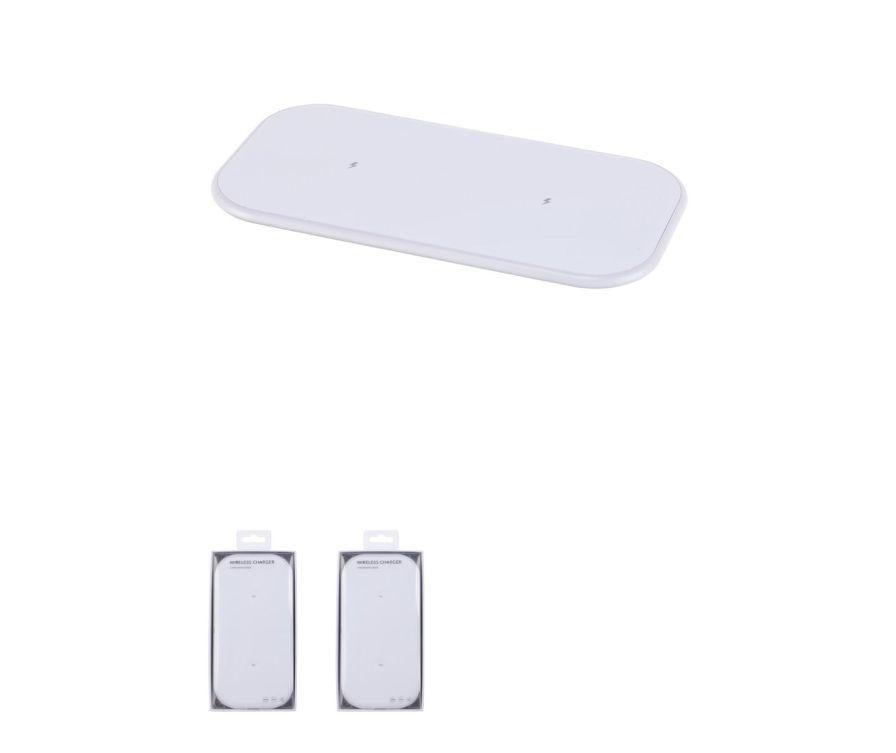 Беспроводное зарядное устройство МОДЕЛЬ: MC-008 (белый)