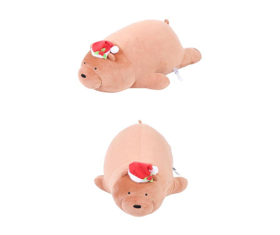 We Bare Bears - Рождественская серия плюшевых игрушек (гризли)