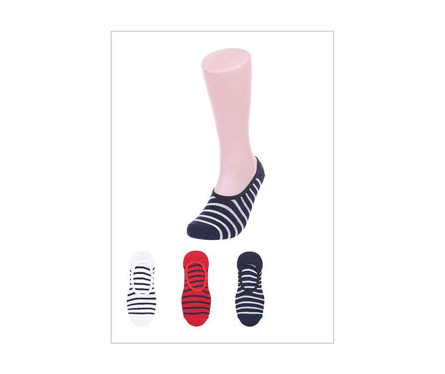 Мужские полосатые носки 3 пары