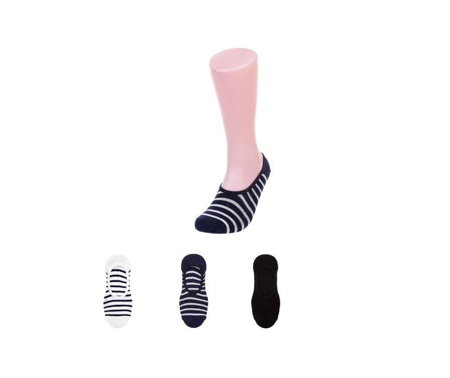 Мужские носки в полоску, 3 пары