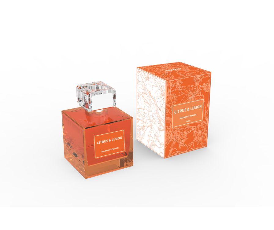 Orange Love Туалетная вода (Basil&Citrus)