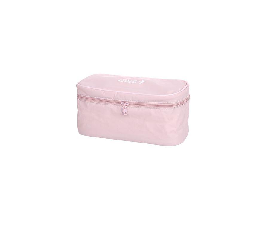 Сумка для хранения нижнего белья, цвет розовый