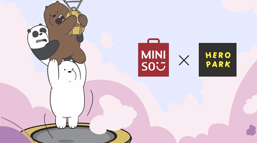 MINISO x Hero Park